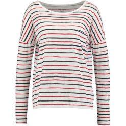 Bluzki damskie: Marc O'Polo DENIM Bluzka z długim rękawem white/red/blue