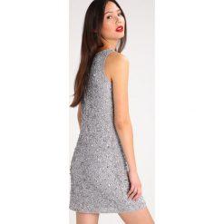 Sukienki hiszpanki: Lace & Beads Sukienka koktajlowa grey