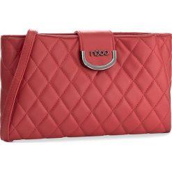 Torebka NOBO - NBAG-D0030-C015 Czerwony. Czerwone torebki klasyczne damskie Nobo, ze skóry ekologicznej. W wyprzedaży za 119,00 zł.