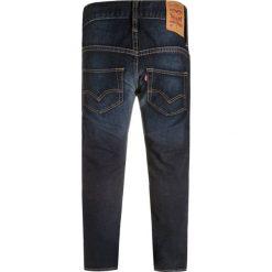 Levi's® Jeansy Straight Leg indigo. Niebieskie spodnie chłopięce marki Retour Jeans, z bawełny. Za 189,00 zł.