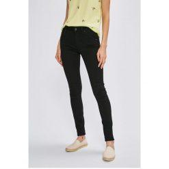 G-Star Raw - Jeansy. Czarne jeansy damskie rurki G-Star RAW, z bawełny. Za 549,90 zł.