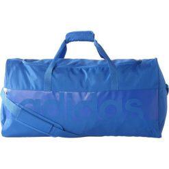 Torby podróżne: Adidas TORBA  TIRO L BS4758 niebieska (75386)