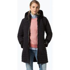 Płaszcze damskie pastelowe: Khujo – Damski płaszcz pikowany – Daily, niebieski