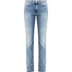 Tommy Jeans MID RISE STRAIGHT BOOTCUT TJ 1979 Jeansy Bootcut fraser light blue stretch. Niebieskie jeansy damskie bootcut marki bonprix. Za 449,00 zł.