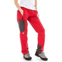 Milo Spodnie damskie Vino Red r. S. Czerwone spodnie dresowe damskie Milo, s. Za 219,21 zł.