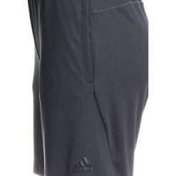 Adidas Performance CHILL  Krótkie spodenki sportowe carbon/black. Czarne spodenki chłopięce adidas Performance, z materiału, sportowe. Za 129,00 zł.