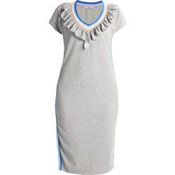 Sukienki hiszpanki: Aaiko GANI Sukienka letnia light grey