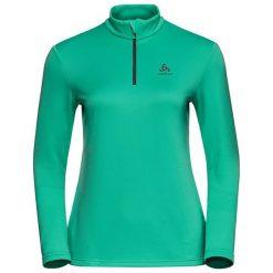 Odlo Bluza tech. Odlo Midlayer 1/2 zip HARBIN - 527331 - 527331/40192/S. Niebieskie bluzy sportowe damskie marki Odlo, s. Za 143,73 zł.