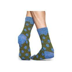 Skarpetki WOOL Happy Socks WBD022-6000. Szare skarpetki męskie marki Happy Socks, z tkaniny. Za 38,49 zł.