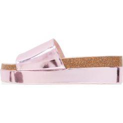 Chodaki damskie: Shellys London ICEY Klapki metallic pink