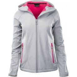 ELBRUS Kurtka damska Moss Sleet Melange/Paradise Pink r. S. Różowe kurtki sportowe damskie marki ELBRUS, s. Za 161,86 zł.