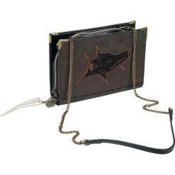 Harry Potter Danielle Nicole - Tom Riddles Tagebuch Torebka - Handbag czarny. Czarne torebki klasyczne damskie Harry Potter, z aplikacjami. Za 284,90 zł.
