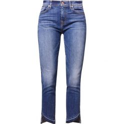 Rurki damskie: 7 for all mankind ROXANNE SERRATOGA BAY Jeansy Slim Fit blue denim