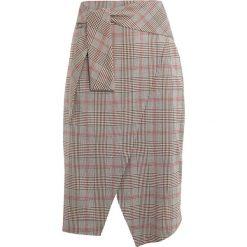 Spódniczki ołówkowe: NORR LAURINE  Spódnica ołówkowa  brown