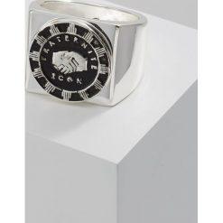 Sygnety męskie: Icon Brand FRATERNITE Pierścionek silvercoloured