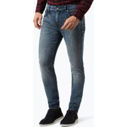 Scotch & Soda - Jeansy męskie – Skim, niebieski. Niebieskie jeansy męskie skinny marki OLYMP SIGNATURE, m, paisley. Za 399,95 zł.