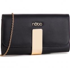 Torebka NOBO - NBAG-C4483-C020 Czarny. Czarne torebki klasyczne damskie marki Nobo, ze skóry ekologicznej. W wyprzedaży za 119,00 zł.