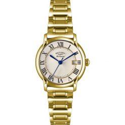 PROMOCJA ZEGAREK ROTARY Caviano LB90143/03. Białe zegarki męskie marki ROTARY, ze stali. W wyprzedaży za 1250,00 zł.