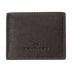 Tom Tailor Portfel Męski Lary Brązowy. Brązowe portfele męskie Tom Tailor. Za 158,00 zł.