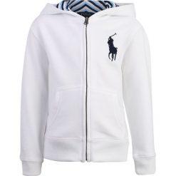 Polo Ralph Lauren TOPS Bluza rozpinana white. Białe bluzy chłopięce rozpinane Polo Ralph Lauren, z bawełny. Za 319,00 zł.