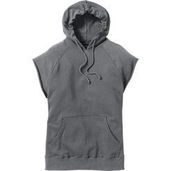 Bejsbolówki męskie: Bluza bez rękawów Regular Fit bonprix szary