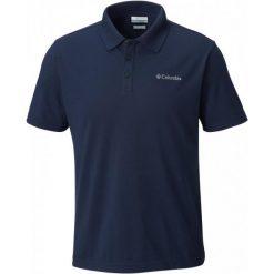 Columbia Koszulka Męska Elm Creek Stretch Polo, Collegiate Navy L. Niebieskie koszulki polo Columbia, m. W wyprzedaży za 119,00 zł.