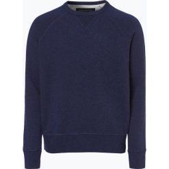 Drykorn - Męska bluza nierozpinana – Razer, niebieski. Niebieskie bluzy męskie DRYKORN, m. Za 349,95 zł.