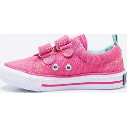 American Club - Tenisówki dziecięce. Różowe buty sportowe dziewczęce American CLUB, z materiału. Za 49,90 zł.