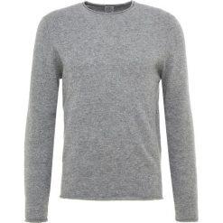 FTC Cashmere Sweter cliff. Szare swetry klasyczne męskie FTC Cashmere, m, z kaszmiru. Za 969,00 zł.