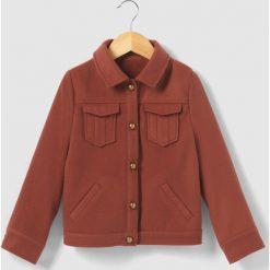 Krótka bluza 3-12 lat. Czerwone bluzy dziewczęce rozpinane La Redoute Collections, z materiału, krótkie. Za 84,00 zł.