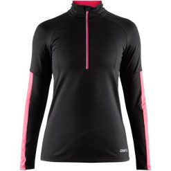 Craft Bluza Sportowa Damska Prep Black S. Czarne bluzy sportowe damskie Craft, l. Za 195,00 zł.