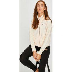 Nike Sportswear - Bluza. Szare bluzy rozpinane damskie Nike Sportswear, l, z bawełny, bez kaptura. W wyprzedaży za 239,90 zł.