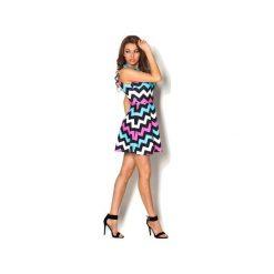 Sukienki hiszpanki: Sukienka rozkloszowana Summer Waves