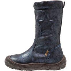 Buty zimowe damskie: Bisgaard Śniegowce blue