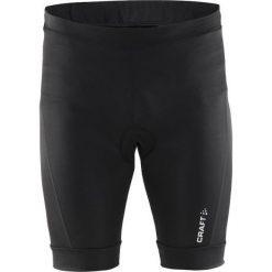 Craft Spodenki męskie Motion Shorts czarne r. S (1904069-9999). Białe odzież rowerowa męska marki Craft, m. Za 193,65 zł.