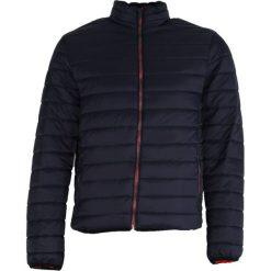 Granatowo-Czerwona Kurtka Good Sense. Czerwone kurtki męskie pikowane marki Born2be, l. Za 169,99 zł.