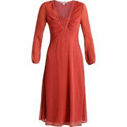 Sukienki: Anna Field Sukienka letnia marsala