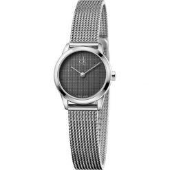 ZEGAREK CALVIN KLEIN Minimal Lady K3M2312X. Szare zegarki damskie marki Calvin Klein, szklane. Za 849,00 zł.