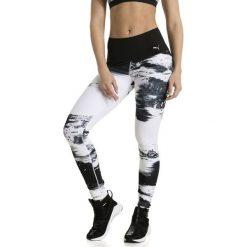 Spodnie sportowe damskie: Puma Spodnie damskie Everyday Train Element Tight białe r. L (516098 01)