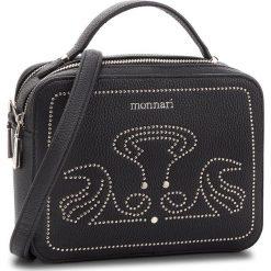 Torebka MONNARI - BAG6240-020 Black. Czarne torebki klasyczne damskie marki Monnari, ze skóry ekologicznej, duże. W wyprzedaży za 189,00 zł.