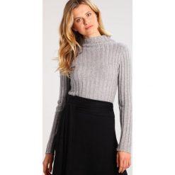 Swetry klasyczne damskie: Soyaconcept BJANKA  Sweter light grey melange