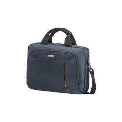 """Torba do laptopa Samsonite Guardit 88U08001 13.3"""". Szare torby na laptopa marki Samsonite, w paski, z nylonu. Za 148,99 zł."""