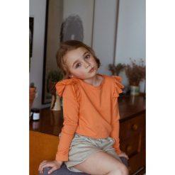 Odzież dziecięca: Bluzka z falbankami