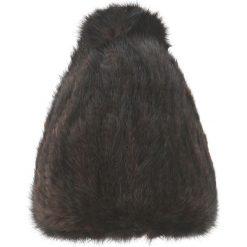 Czapka damska. Czarne czapki zimowe damskie Ochnik. Za 299,90 zł.
