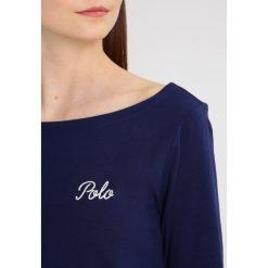 Bluzki damskie: Polo Ralph Lauren Bluzka z długim rękawem newport navy