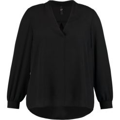 Bluzki asymetryczne: Evans WORK WEAR  Bluzka black