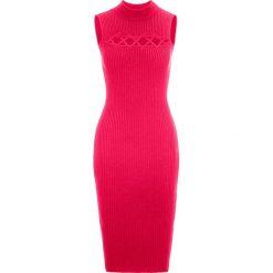 Sukienki: Sukienka bonprix czerwony