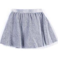 Coccodrillo - Spódnica dziecięca 92-122 cm. Białe minispódniczki marki COCCODRILLO, m, z bawełny, z okrągłym kołnierzem. Za 49,90 zł.