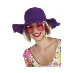 Kapelusz damski fioletowy. Fioletowe kapelusze damskie marki ASTER. Za 39,97 zł.