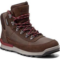 Buty trekkingowe męskie: Ecco Buty męskie Oregon brązowe r. 43 (82600451869)